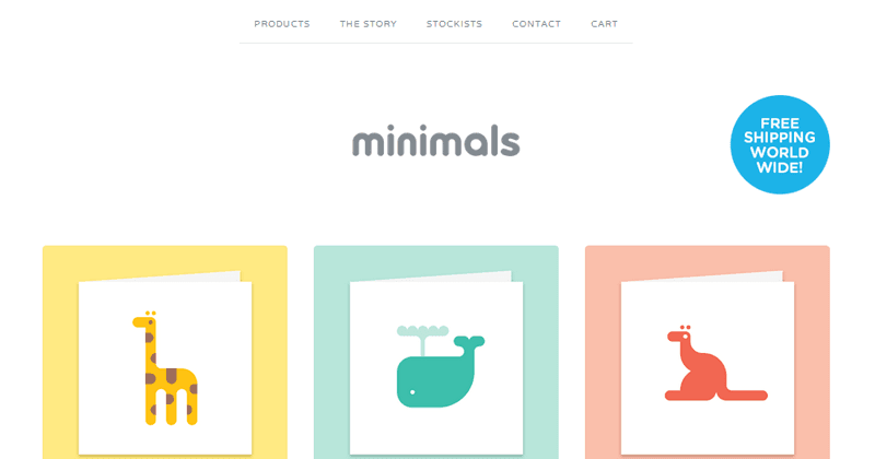 Minimals World