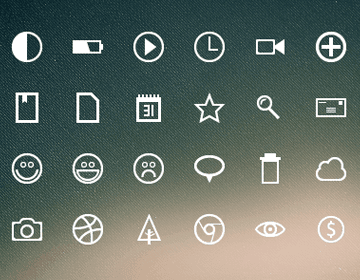 The Whatever Icon Set