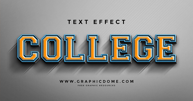 Text Effect 2