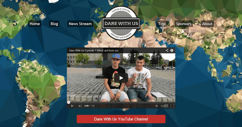 Dare With Us 2014
